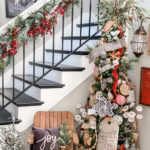 Christmas Entrance Way