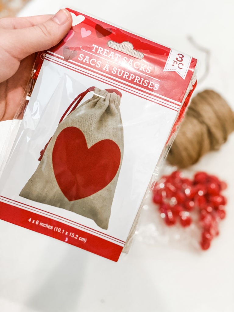 Diy Dollar Tree Valentines Banner Re Fabbed