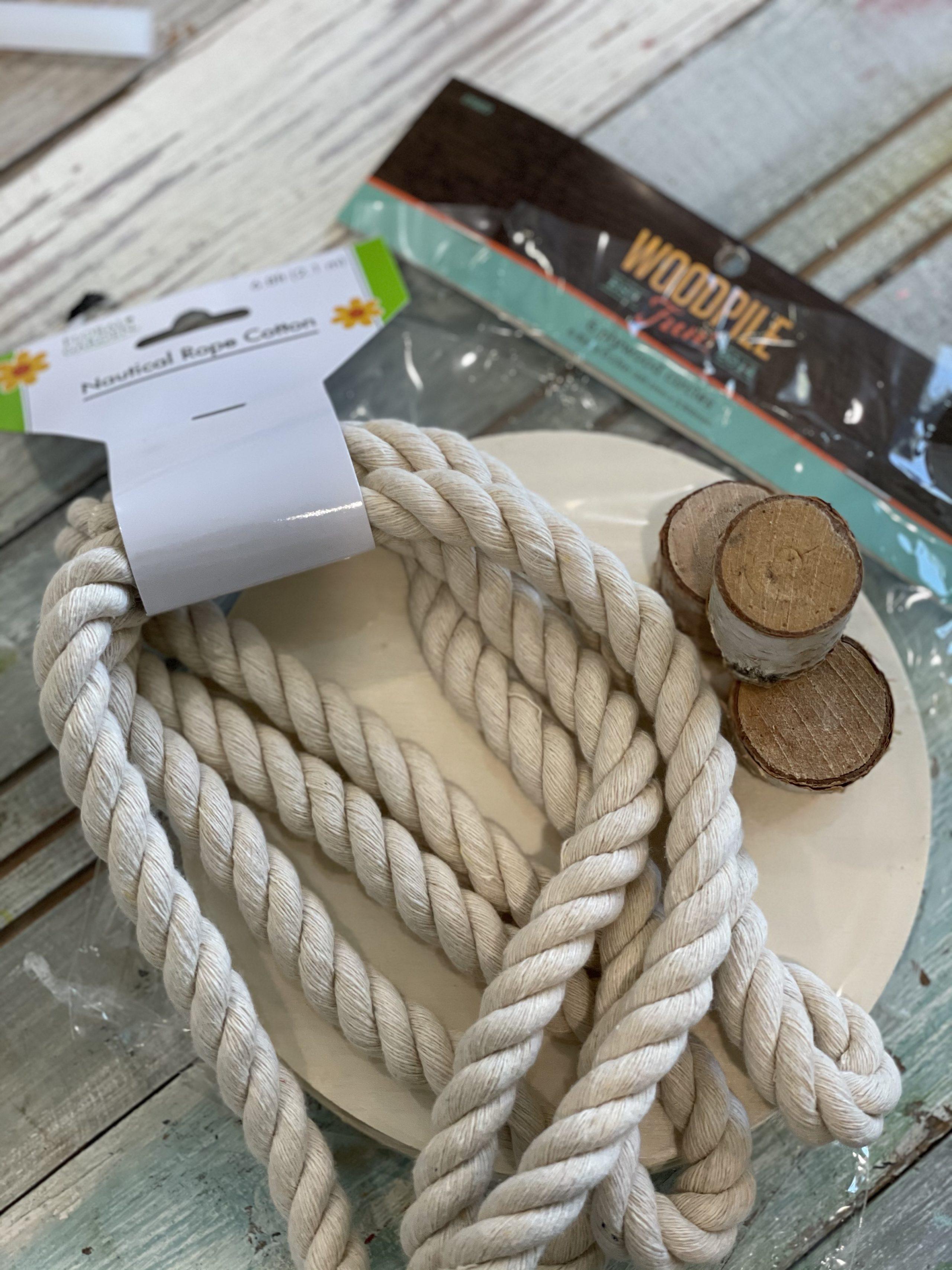 supplies to make a diy wooden riser