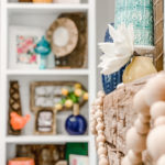 how to style spring built-ins/vignettes