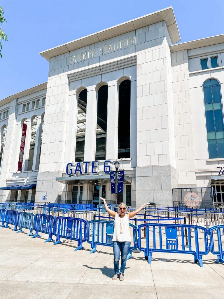 3 day trip travel guide to new york city - yankee stadium