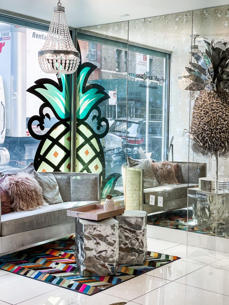 3 day trip travel guide to new york city - stay pineapple hotel