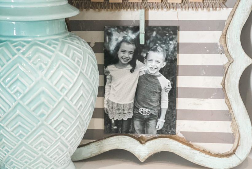 5 easy picture frames that anyone can make