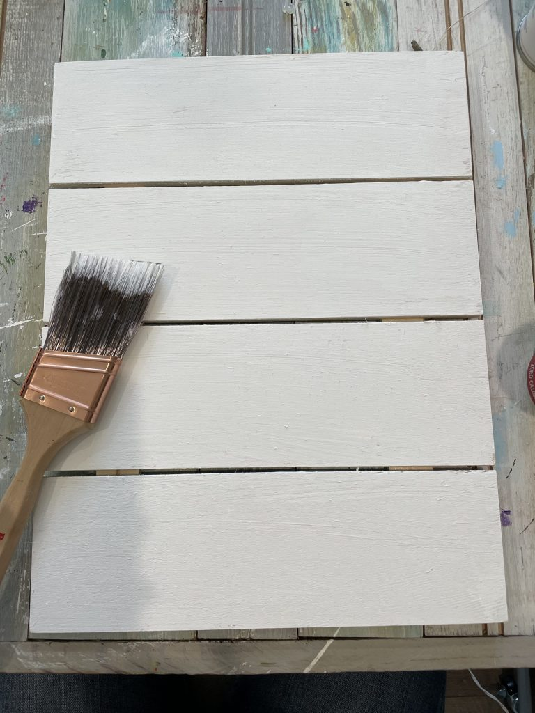 paint your board white