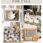 10 cheap and easy diy decor ideas for Fall