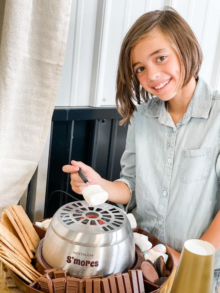 electric smores maker from amazon