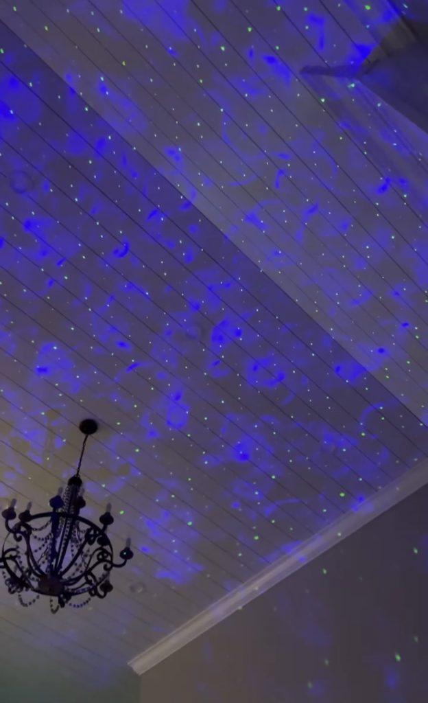 under the stars night light