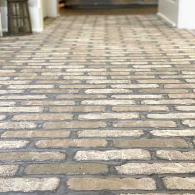 Brick Flooring and Walls: Everything you need to know