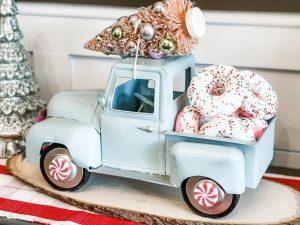 aqua truck candyland christmas